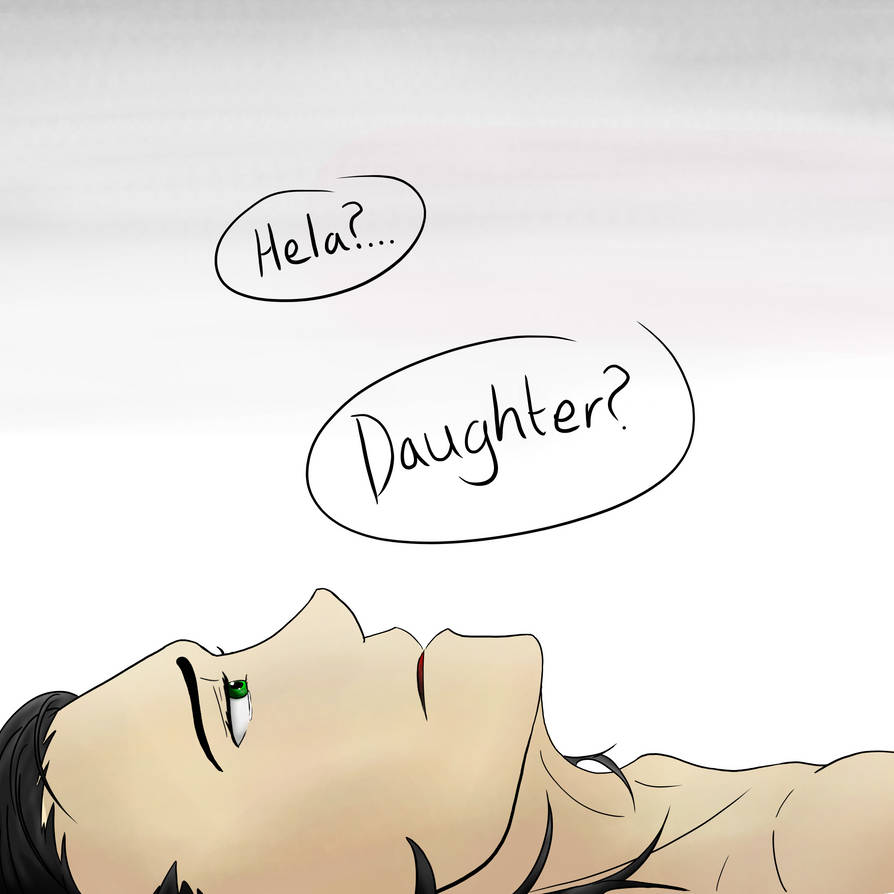 Loki X Child Reader