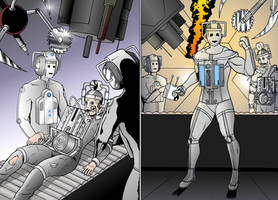 Cyberman Upgrades by MikeMcelwee