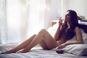Smoking Hot Shots