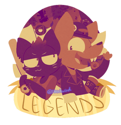Legends by FletchWind