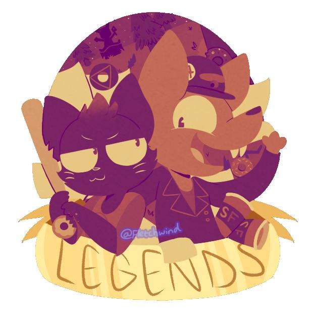 Legends by FletchWind