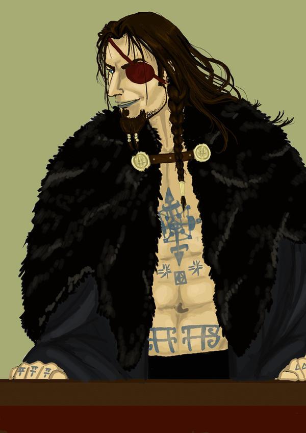Euron Greyjoy by InTheArmsOfUndertow on DeviantArt