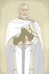 Ser Barristan Selmy by InTheArmsOfUndertow
