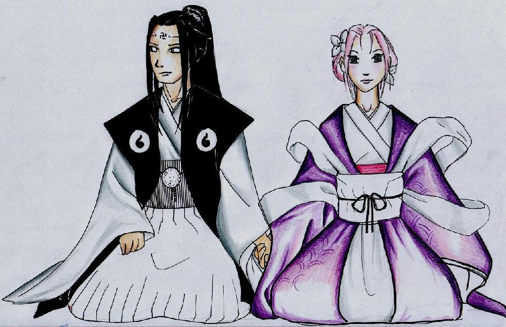 ¿ SEPUEDE VOLVER A AMAR? NejiSaku__The_Wedding_by_InTheArmsOfUndertow
