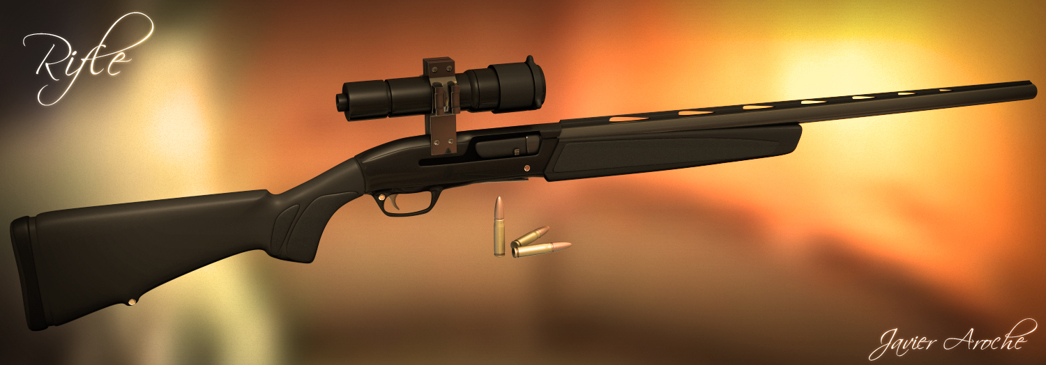 Rifle by aroche