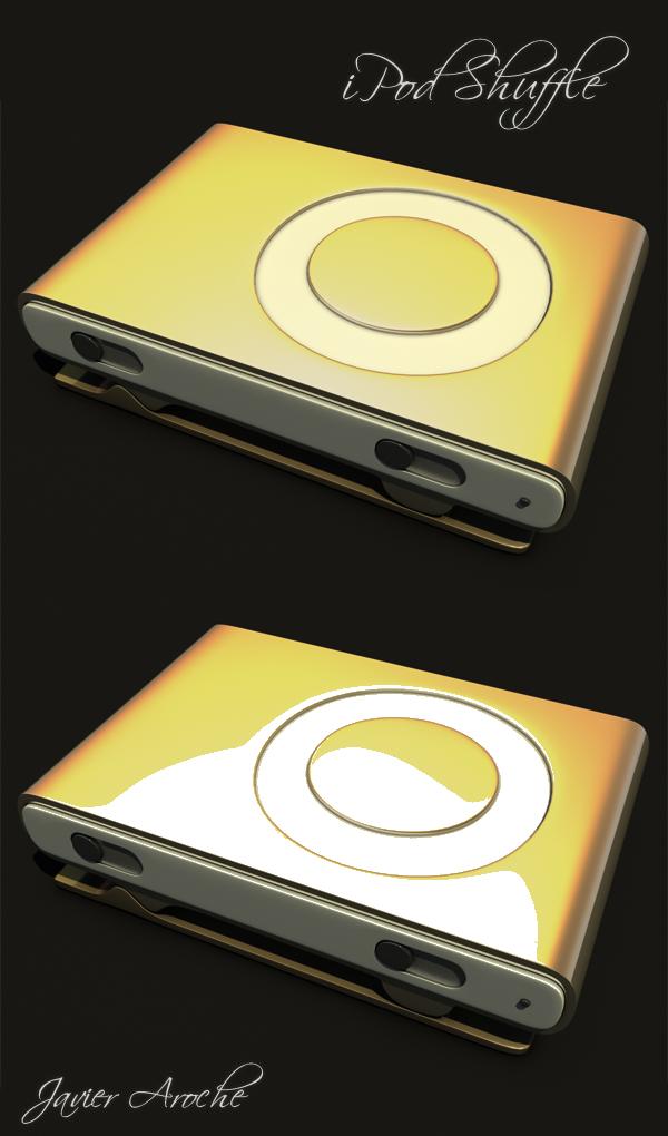 iPod Shuffle by aroche