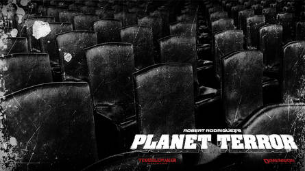 Planet Terror Cinema by aroche