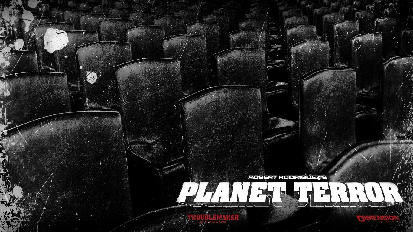 Planet Terror Cinema