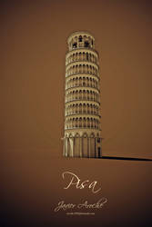 Pisa Tower HD by aroche