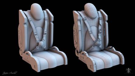 ATMG Seat by aroche