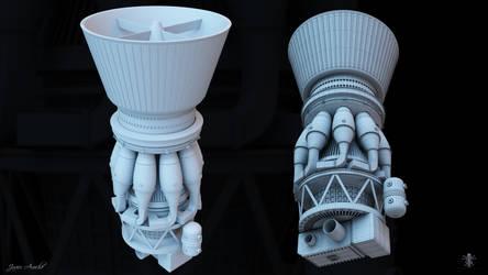 ATMG Rocket Engine by aroche