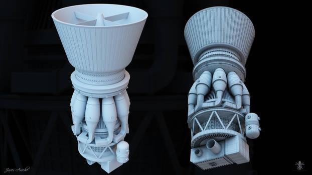 ATMG Rocket Engine