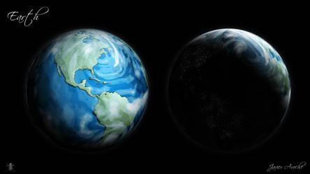 ATMG Earth by aroche