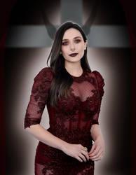 Elizabeth Olsen, Witchy by imyourpusherman