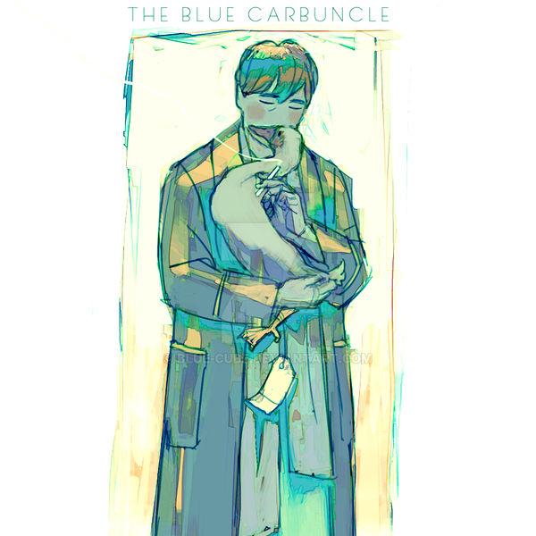 blue carbuncle