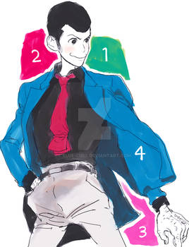 Lupin the Third Part IV