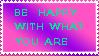 Happy Stamp by KalineReine