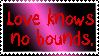 Love Stamp 1 by KalineReine