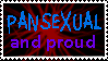 Pansexual Stamp by KalineReine