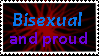 Bisexual Stamp by KalineReine
