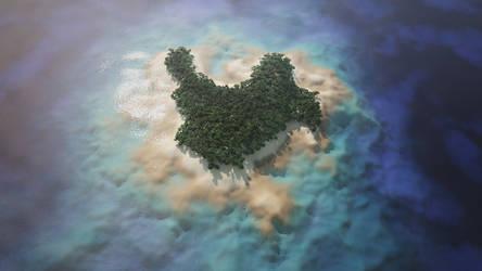 Letter Island by Juandi-Hitokiri