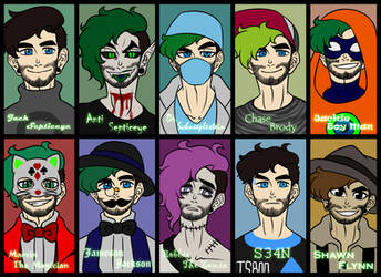 Select Your Character by SifferKO