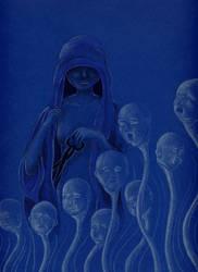 Mother in progress by Etheroxyde