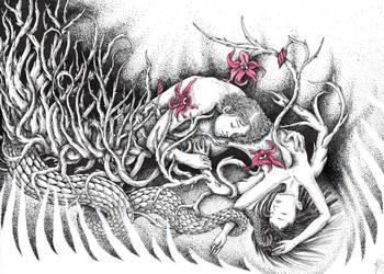 Cruel Bloom by Etheroxyde