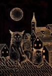 Night Critters by Etheroxyde