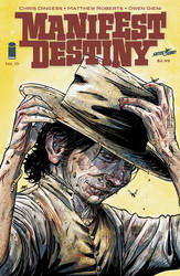Manifest Destiny Cover 10 Colors