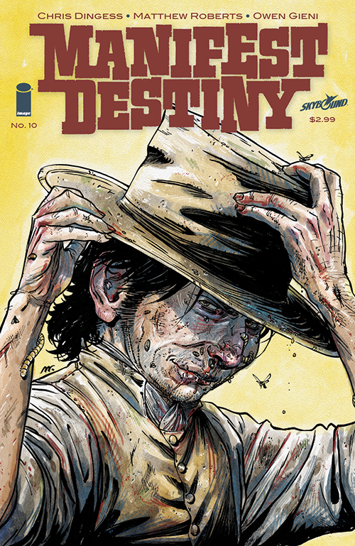 Manifest Destiny Cover 10 Colors by Shinolahead