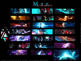 2009 Tag Wall by Marcelo-mzz