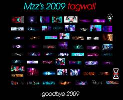 2009 tagwall by Marcelo-mzz