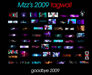 2009 tagwall by Marcelo-mzz