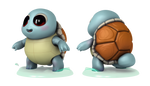 Squirtle by M0man