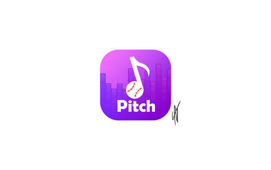 Daily Logo Challenge - Day 9 - Music Streaming