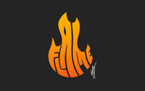Daily Logo Challenge - Day 10 - Flame Logo
