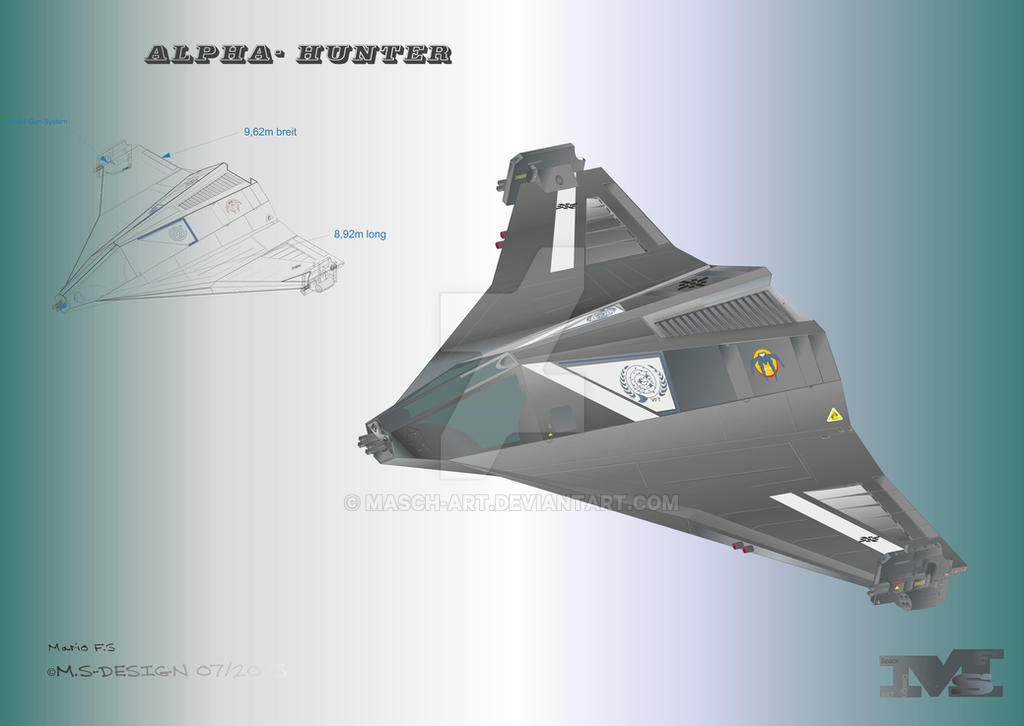 Alpha jager space art design 2013 by masch art on deviantart for Space art design
