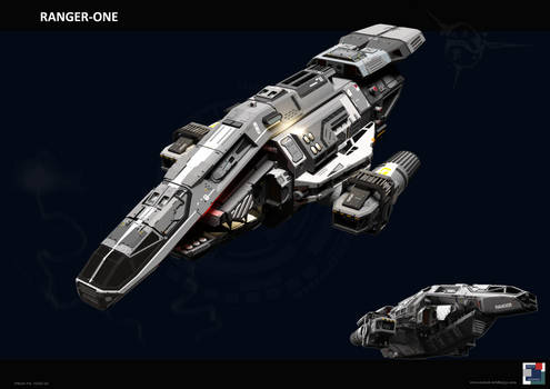 Battle Cruiser Ranger-One