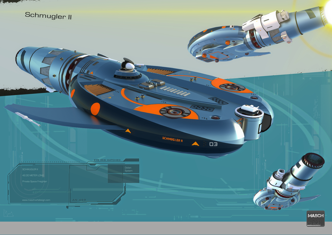 Schmugler 2 by MASCH-ARTDesign
