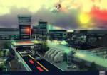 Spaceport One by MASCH-ART