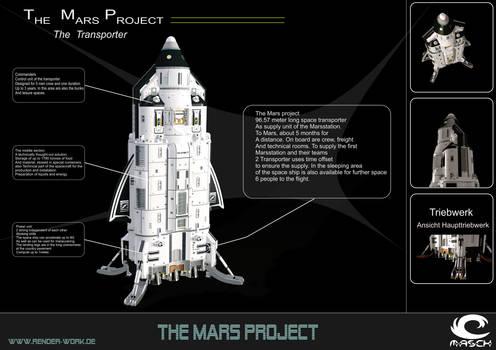 The Mars-Transporter