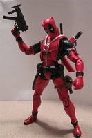 Modern Deadpool 1 by flawpunk