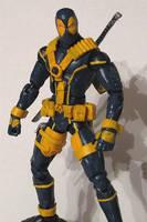X-Men Deadpool 1 by flawpunk
