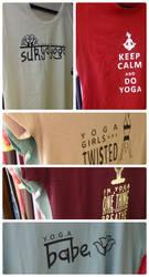 T-Shirt designs by aimee5