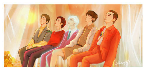 SHINee always be with you by Taemy