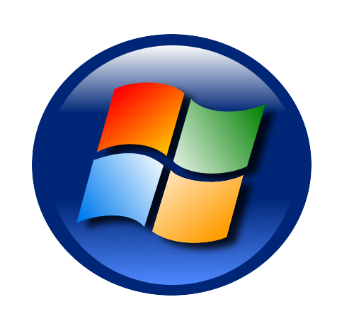 windows vista logo by fabiodafox on deviantart