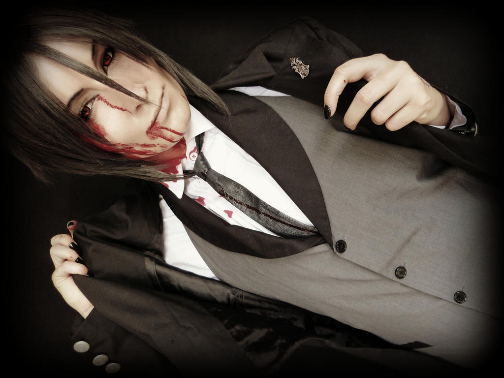His Butler: Dirty by Ayla1991