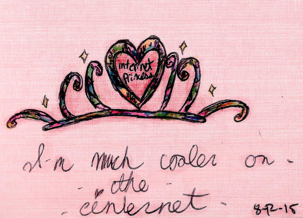 internet Princess by LuLuBellaCalista