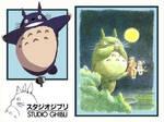Totoro Wallpaper -Ghibli-